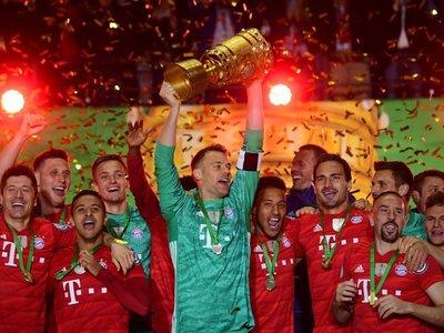 Lewandowski y Coman le dan el doblete al Bayern