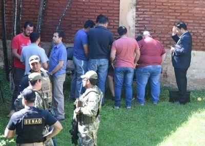 Operativo Espada: imputan a jefes policiales vinculados a tráfico de drogas