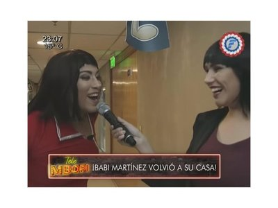 Desopilante parodia a Fabi Martínez