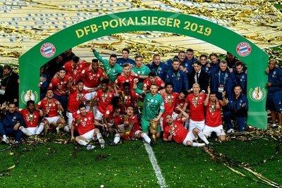 Bayern Múnich logra el doblete nacional