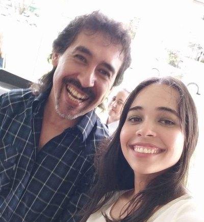 Hija de Michelín Ortiz es cantante caté ra'e