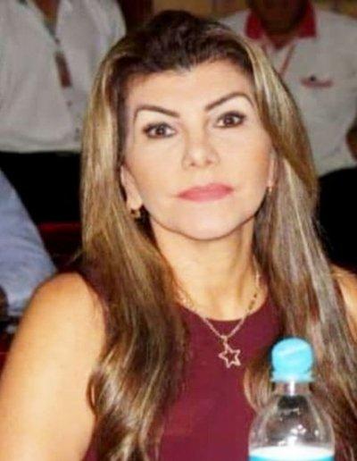 Perla Cabral usó G. 1.081 millones en combustibles
