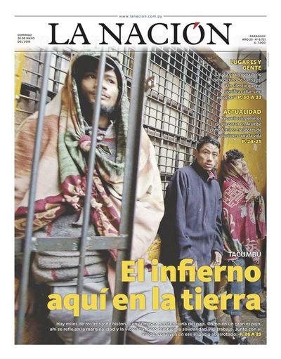 Edición impresa, 26 de mayo de 2019
