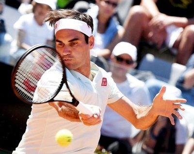Federer abre Roland Garros