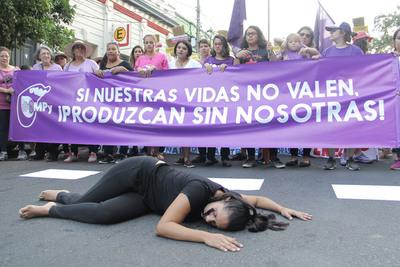 Cada 4 días una mujer es violentamente asesinada