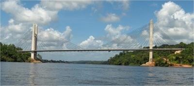 Segundo puente: Itaipú aprueba invertir US$ 35 millones en obras complementarias