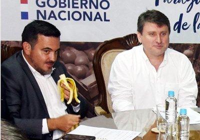 Hay vía libre para la compra de banana para merienda escolar