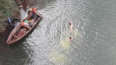 Solicitan refuerzos para continuar búsqueda de desaparecido en río Yguazú