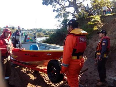 Hallan cuerpo de automovilista que cayó al río Yguazú