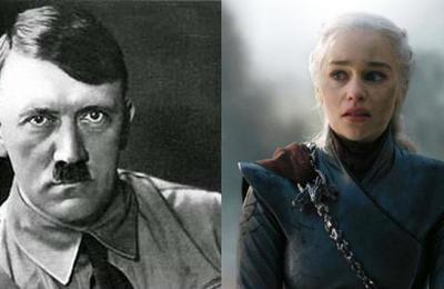 ¿Sabías que Hitler inspiró el episodio final de Game of Thrones?