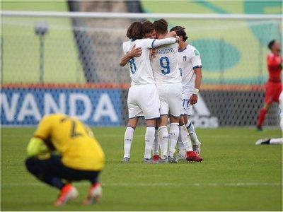 Italia se clasifica; Senegal avista el pase y México la eliminación