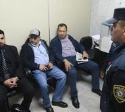 Jefes de policías detenidos en Operativo Espada, irán a prisión