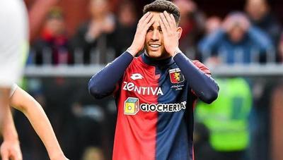 El Genoa de Antonio Sanabria se salvó del descenso
