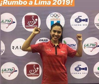 Leyla Gómez, al Panamericano