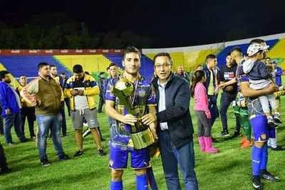 Altoparanaense logra el título en la Reserva