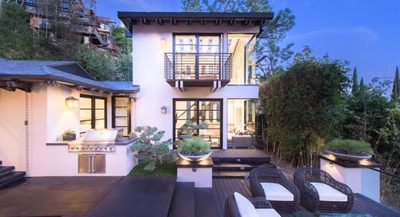 Calvin Harris pone en venta su casa, ¿es por Taylor Swift?
