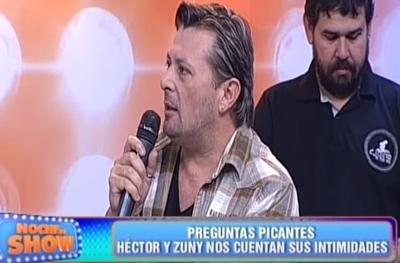 """Héctor Ramos quiere adoptar: """"No quiero depender de la mujer"""""""