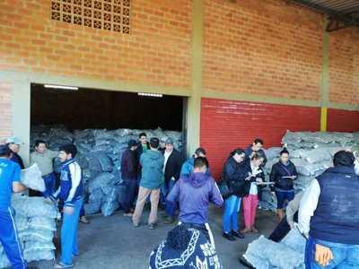 Entregan semillas de papa a productores de Paraguarí