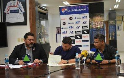 Carlos Bonet volvió a Nacional