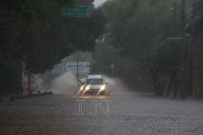 Siguen las lluvias durante este martes