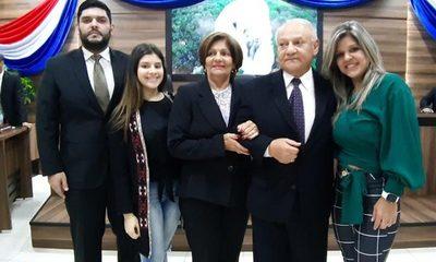 Declaran ciudadano ilustre a Reinerio Santacruz