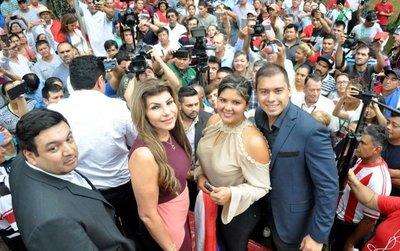 Perla Rodríguez denuciada por millonaria deuda en la Municipalidad de CDE