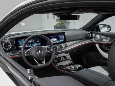Mercedes-Benz llama a revisión a 615.000 autos en China por problemas de seguridad