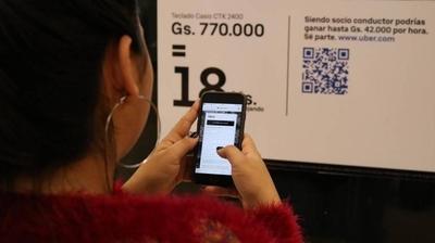 """HOY / """"Lo que querés está a tu alcance"""", la campaña de Uber que invita a los paraguayos a conseguir lo que deseen"""