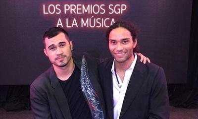 El grupo Japiaguar premiado por canción destacada del 2018