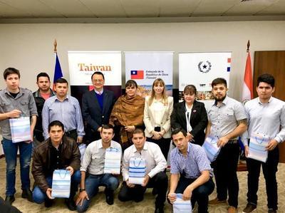 Jóvenes profesionales paraguayos se capacitarán en Taiwán