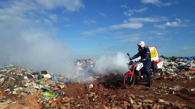 """403.000 criaderos eliminados durante campaña de lucha contra el dengue """"Pará-na los Criaderos"""""""