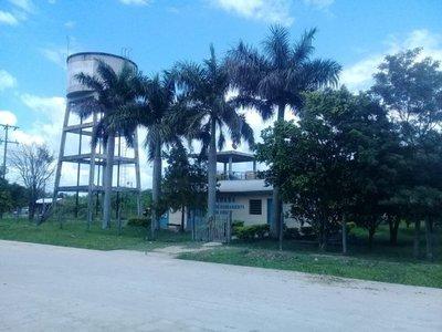 Puerto Casado afronta crisis de agua potable