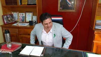 Piti Espinola dió conferencia de prensa