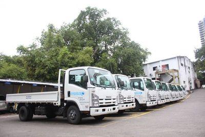 Essap adquirió camionetas por USD 3.541.984