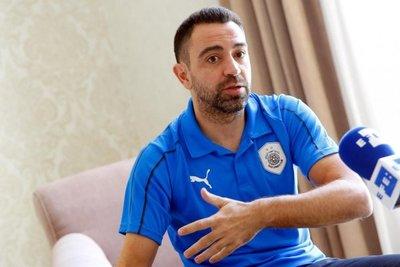 Xavi, nombrado entrenador del Al-Sadd