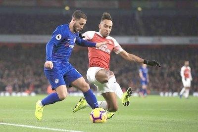 Chelsea-Arsenal, por  el título de E-League