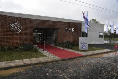 APF inaugura obras en el COP