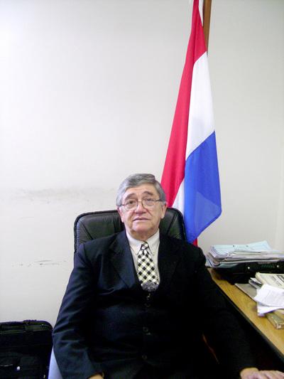 Juez del fuero civil se aferra a un juicio donde está en pleito G. 1.300 millones