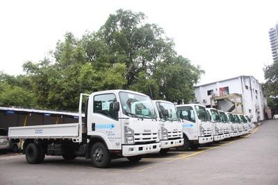 Essap adquirió diez camiones nuevos para atender reclamos de usuarios
