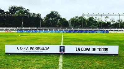 Dos encuentros dan continuidad a la Copa Paraguay este miércoles