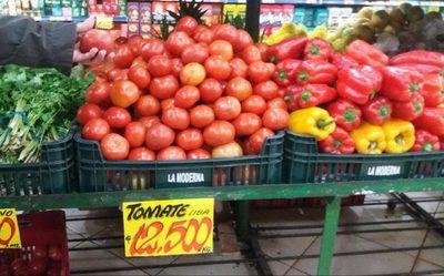 Precio del tomate por las nubes debido al clima