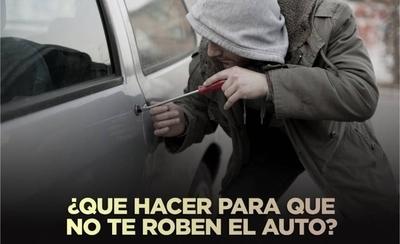 HOY / Ministerio del Interior da tip para recuperar autos robados y le 'llueven' críticas