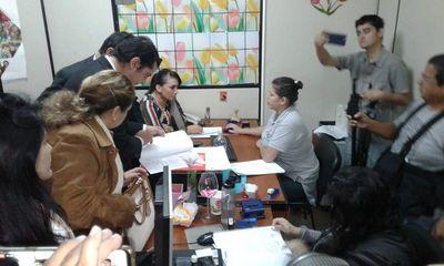 CDE: Municipalidad denuncia a exintendenta por lesión de confianza