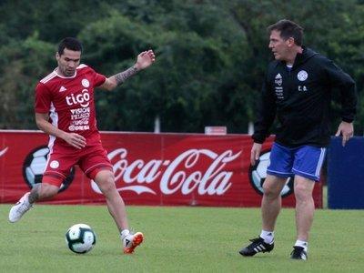 Berizzo definió la lista de 23 jugadores para la Copa América