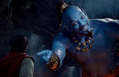 Will Smith se metió tanto en el papel del genio de 'Aladdin' que hizo aparecer camiones con comida en el set