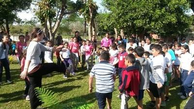 Salud insta al juego en niños como prevención de obesidad