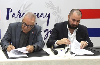 Indert y Mades firman acuerdo para preservar recursos naturales en colonias rurales