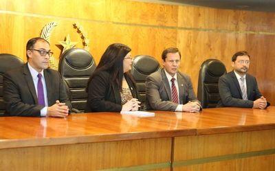 SENABICO realizó taller con magistrados del fuero penal