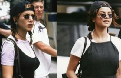 La razón por la que Selena Gomez copió el look de Jennifer Aniston en 'Picture Perfect'