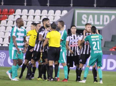 Santaní cae ante La Equidad y se despide de la Conmebol Sudamericana